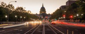 Washington, DC panorama