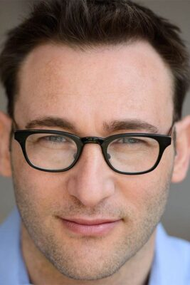 Portait of Simon Sinek